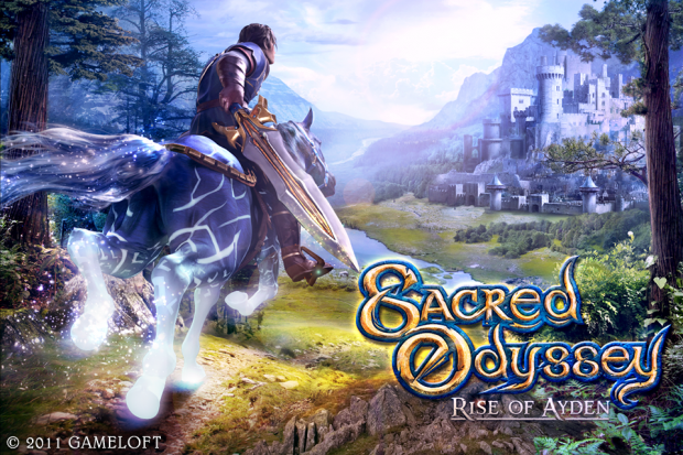 Sacred Odyssey Rise Of Ayden