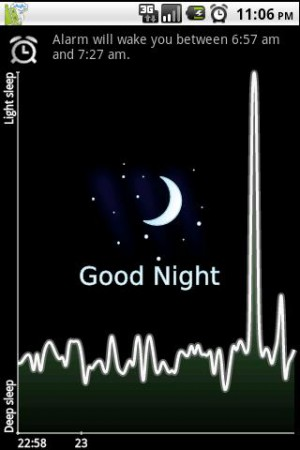 Sleep as an Droid