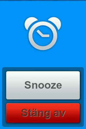 myClock Beta Alarm Clock