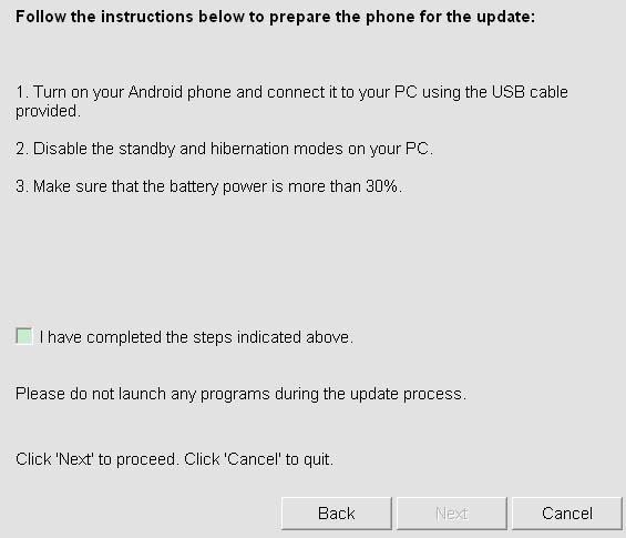 Прошивка для Acer Z120 скачать