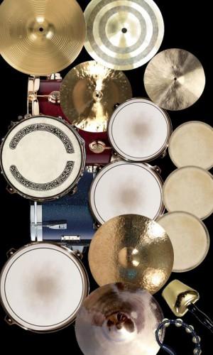Drum Kit - a pro drum set