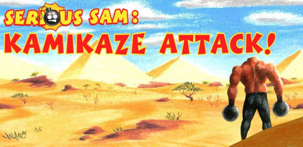 Serious Sam Kamikaze Attack!