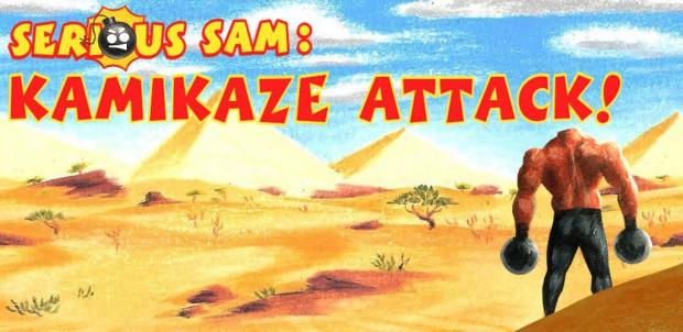Serious Sam Kamikaze Attack!