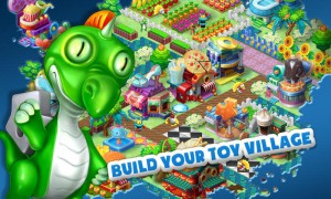 TOY VILLAGE - android игра
