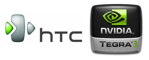 HTC NVIDIA Tegra 3