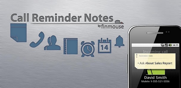 Call Reminder Notes