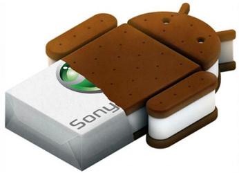 Android 4.0 ICS для Sony Ericsson