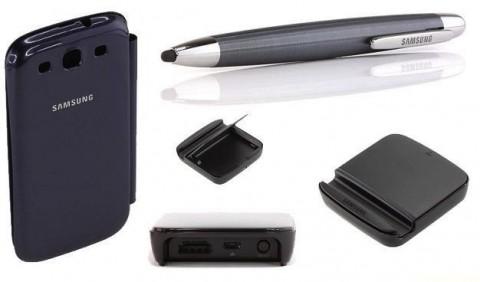 Аксессуары для Samsung Galaxy S3