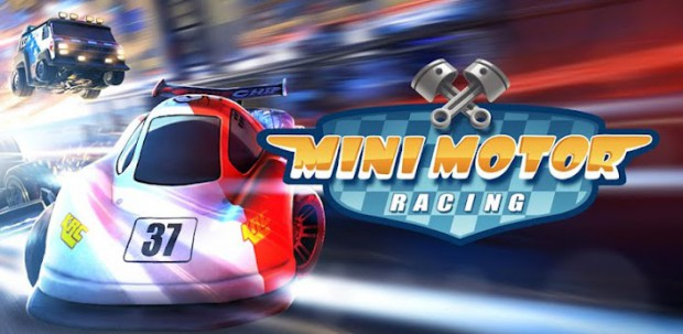 Mini Motor Racing для android