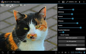 Photo Mate - обработка фотографий на android