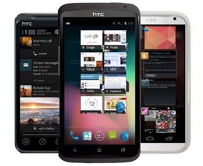 HTC выпустит обновления до Android 4.1 Jelly Bean