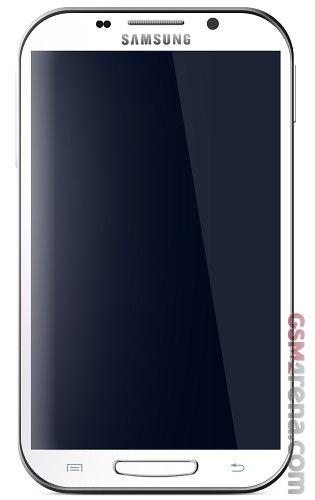 Samsung Galaxy Note II - фотографии новинки