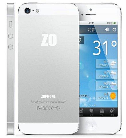 Zophone i5 клон iPhone5