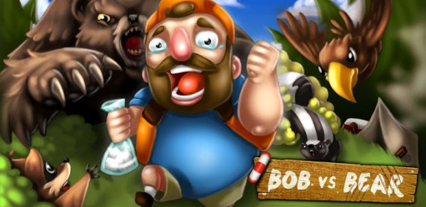 Bob vs Bear - Fun Runner Game!