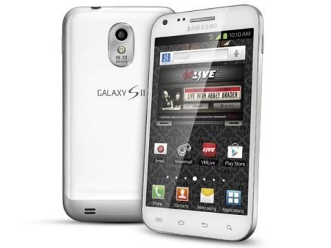 Jelly Bean на Samsung Galaxy S II