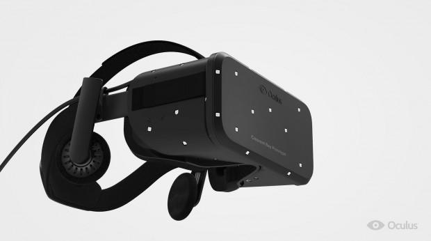 Crescent Bay - новая разработка Oculus VR