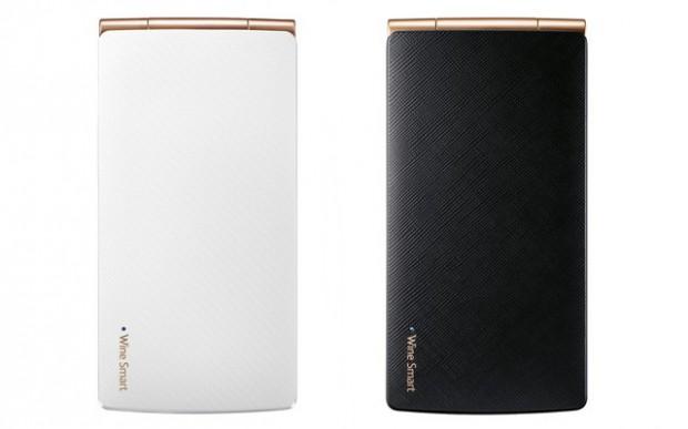 LG Wine Smart - раскладушка на android