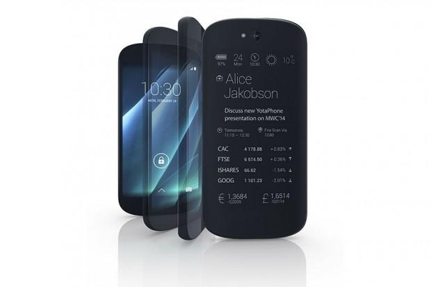 Обзор YotaPhone 2 - цена и характеристики смартфона