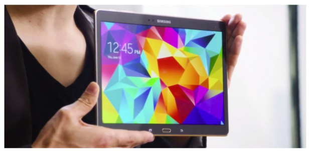 Характеристики Samsung Galaxy Tab S2 стали известны благодаря бенчмарку