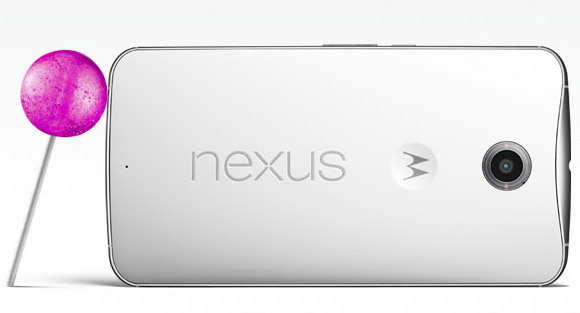 Google Nexus 6 уже можно купить по цене $899.99