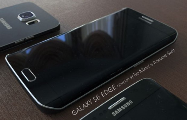 Концепт-дизайн Samsung Galaxy S6 и Galaxy S6 Edge