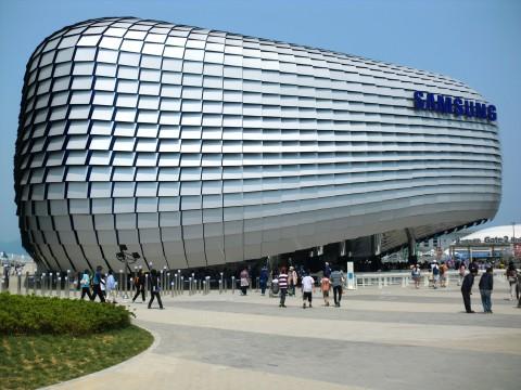 14-нм микросхемы не предел - Samsung показал 10-нм