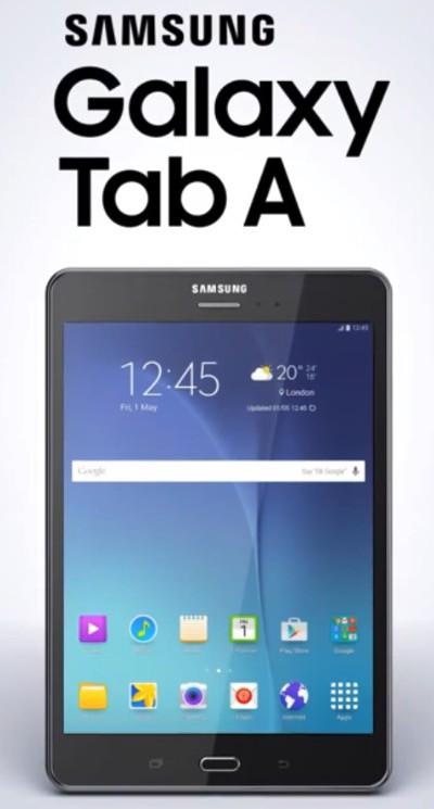 Samsung Galaxy Tab A - обзор характеристики и цена новинки
