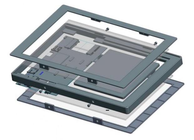 Модульный планшет Click ARM One