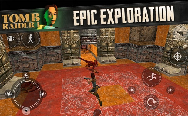 Tomb Raider для Android