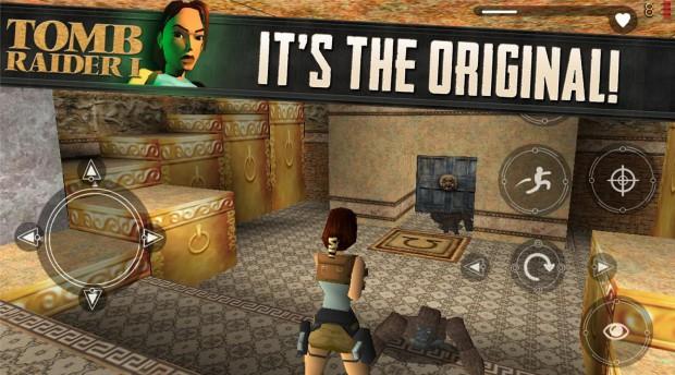Tomb Raider для Android - Скачай культовую игру для смартфона